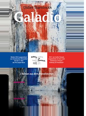 Buchtitel 'Galadio'; Magenta-Verlag